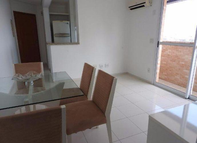 Apartamento em Gonzaga/SP de 65m² 1 quartos a venda por R$ 455.000,00