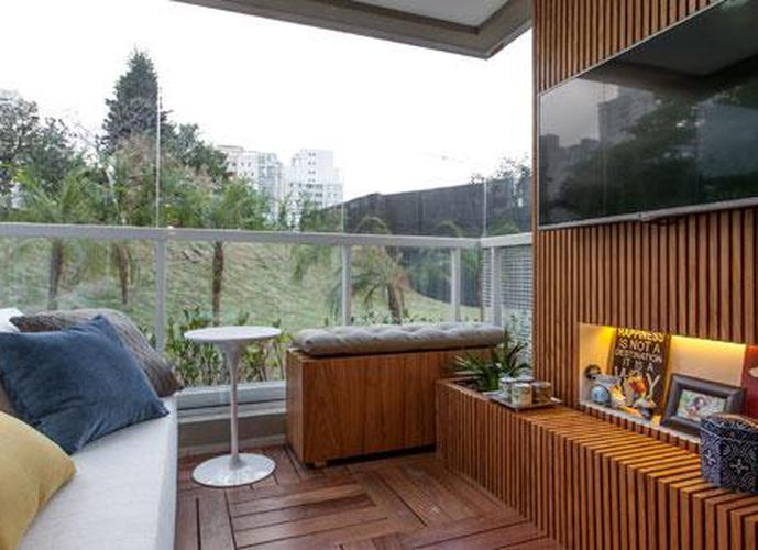 Apartamento em Jardim Belcito/SP de 54m² 2 quartos a venda por R$ 500.000,00