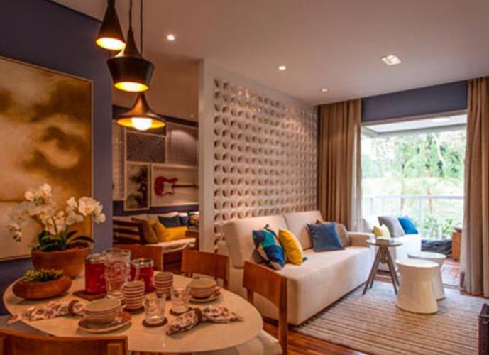 Apartamento em Jardim Belcito/SP de 57m² 2 quartos a venda por R$ 529.000,00