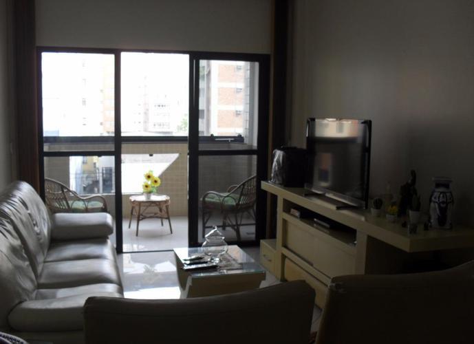 Apartamento em Gonzaguinha/SP de 105m² 2 quartos a venda por R$ 540.000,00