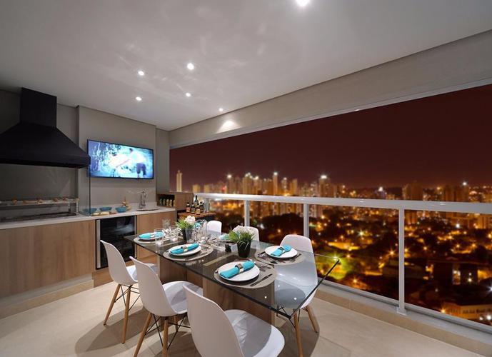 Apartamento em Tatuapé/SP de 127m² 3 quartos a venda por R$ 965.000,00