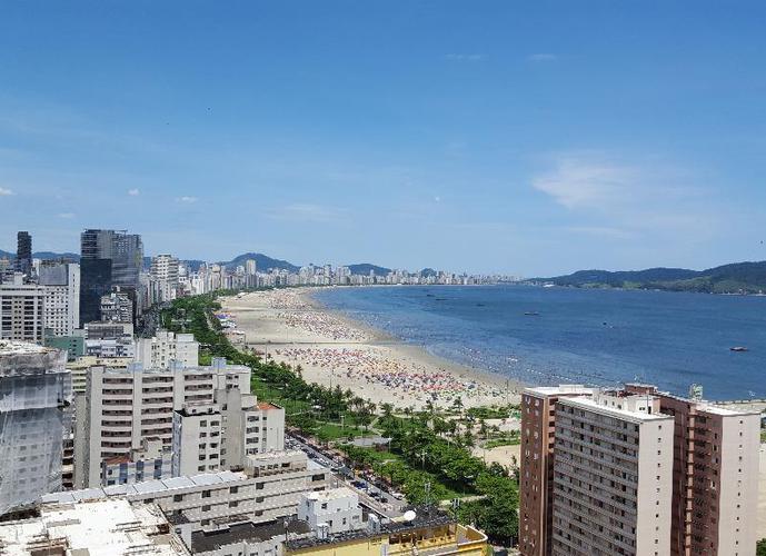 Apartamento em José Menino/SP de 134m² 3 quartos a venda por R$ 1.190.000,00