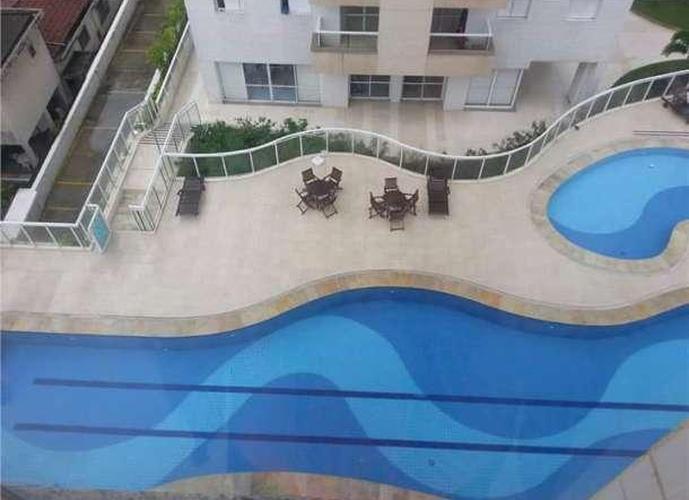 Apartamento em Ponta Da Praia/SP de 77m² 3 quartos a venda por R$ 466.000,00