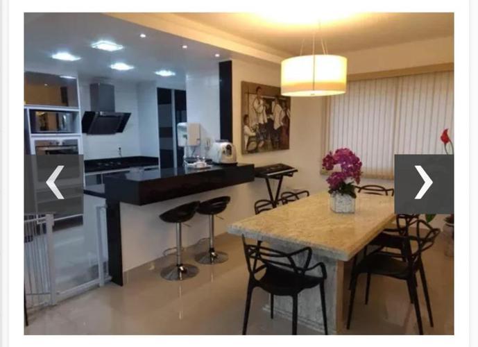 Apartamento em Marapé/SP de 120m² 3 quartos a venda por R$ 529.000,00