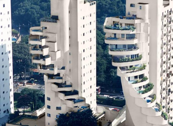 Apartamento Triplex em Morumbi/SP de 1000m² 7 quartos a venda por R$ 990.000,00 ou para locação R$ 11.000,00/mes