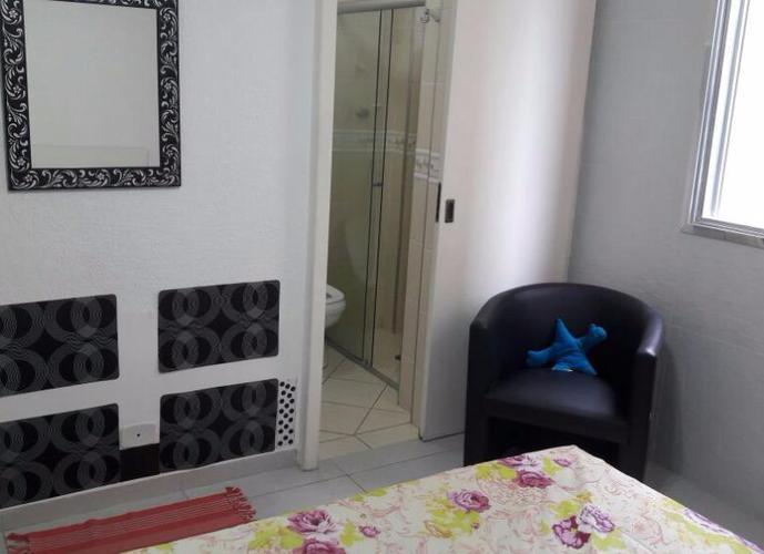 Apartamento em Aparecida/SP de 30m² 1 quartos a venda por R$ 253.000,00