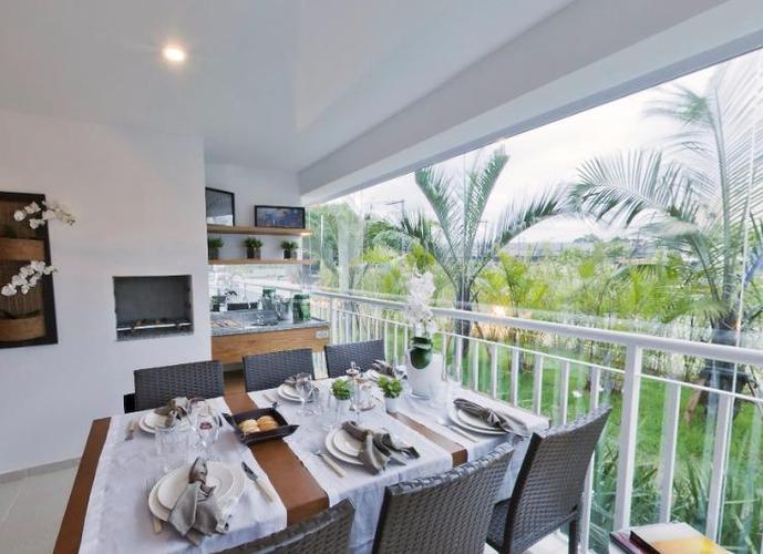 Apartamento em Santo Amaro/SP de 53m² 1 quartos a venda por R$ 375.000,00