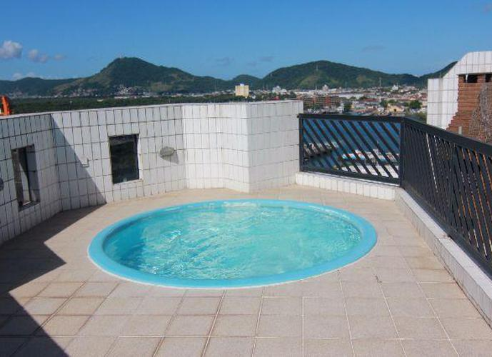 Cobertura em Ponta Da Praia/SP de 215m² 3 quartos a venda por R$ 1.097.000,00