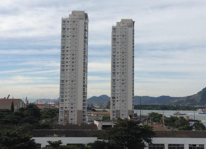 Apartamento em Ponta Da Praia/SP de 100m² 2 quartos a venda por R$ 540.000,00
