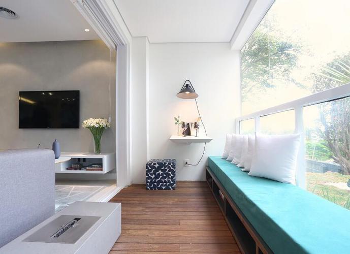 Apartamento em Campo Belo/SP de 47m² 1 quartos a venda por R$ 465.000,00