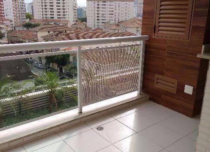 Apartamento em Ponta Da Praia/SP de 77m² 2 quartos a venda por R$ 519.000,00