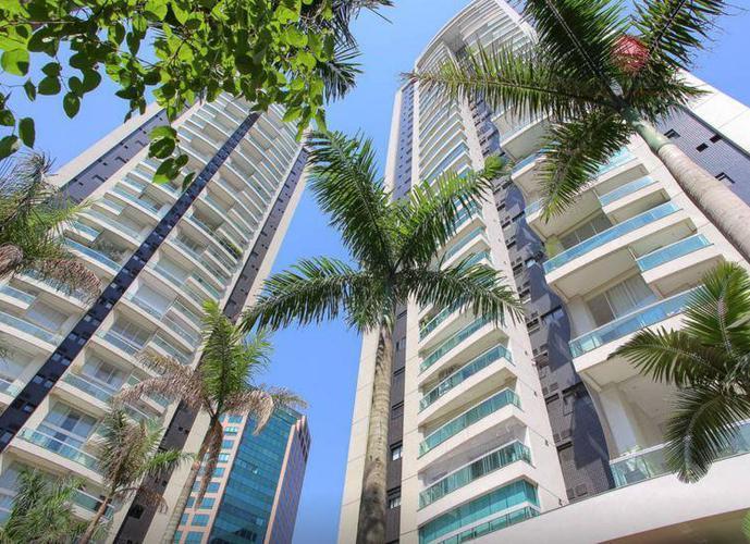 Apartamento em Cidade Monções/SP de 208m² 3 quartos a venda por R$ 2.200.000,00 ou para locação R$ 11.000,00/mes
