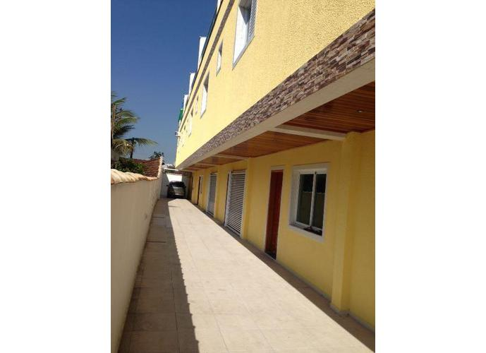 Apartamento Triplex em Vila Voturua/SP de 110m² 2 quartos a venda por R$ 360.000,00