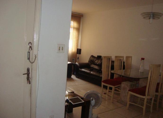 Apartamento em Gonzaga/SP de 82m² 2 quartos a venda por R$ 360.000,00