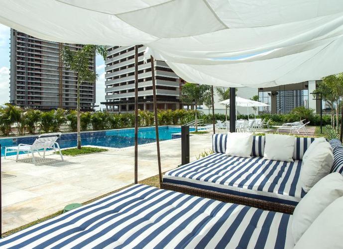 Apartamento em Várzea Da Barra Funda/SP de 157m² 4 quartos a venda por R$ 1.444.430,00