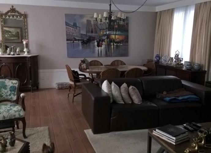 Apartamento em Pinheiros/SP de 153m² 2 quartos a venda por R$ 1.500.000,00