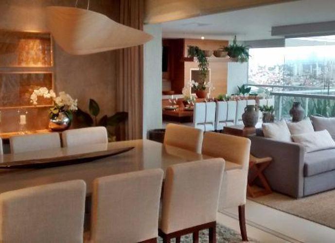Apartamento em Santo Amaro/SP de 250m² 4 quartos a venda por R$ 2.482.000,00