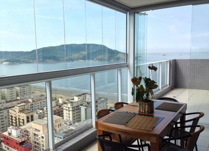 Apartamento em Embaré/SP de 235m² 4 quartos a venda por R$ 3.070.000,00