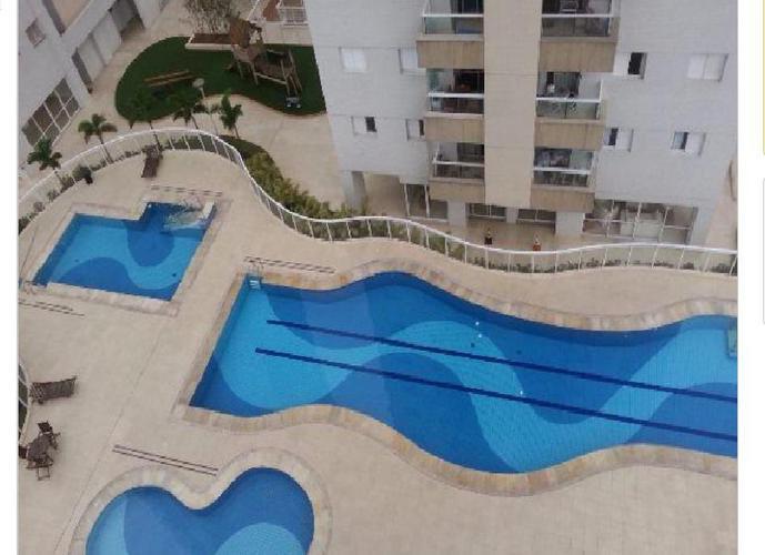 Apartamento em Ponta Da Praia/SP de 77m² 3 quartos a venda por R$ 445.000,00