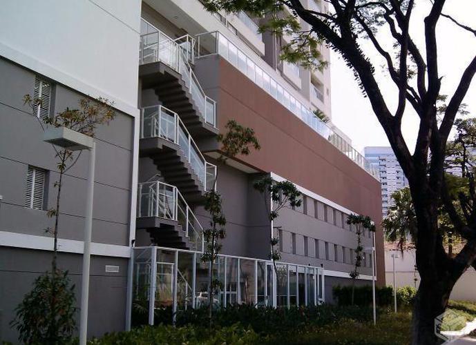 Apartamento em Brooklin Paulista/SP de 44m² 1 quartos a venda por R$ 569.000,00