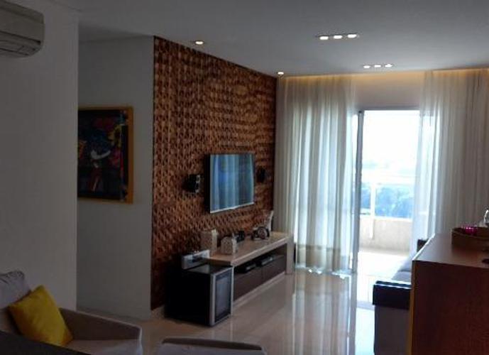 Apartamento em Ponta Da Praia/SP de 93m² 3 quartos a venda por R$ 588.000,00