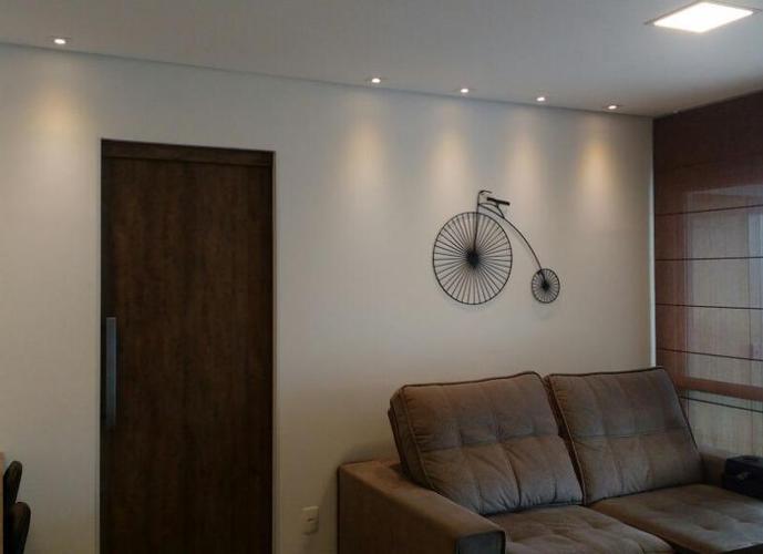 Apartamento em Gonzaga/SP de 57m² 1 quartos a venda por R$ 595.000,00