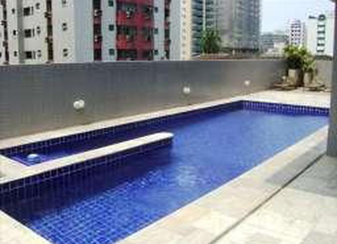 Apartamento em Gonzaga/SP de 89m² 2 quartos a venda por R$ 675.000,00