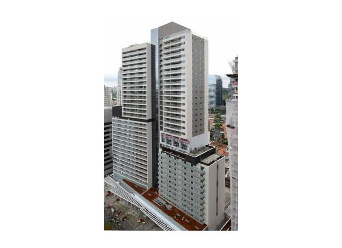 Apartamento em Santo Amaro/SP de 78m² 2 quartos a venda por R$ 720.000,00