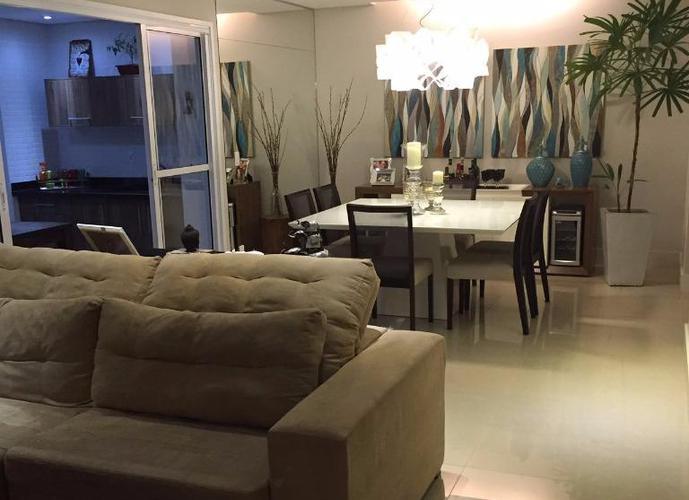 Apartamento em Ponta Da Praia/SP de 132m² 3 quartos a venda por R$ 950.000,00