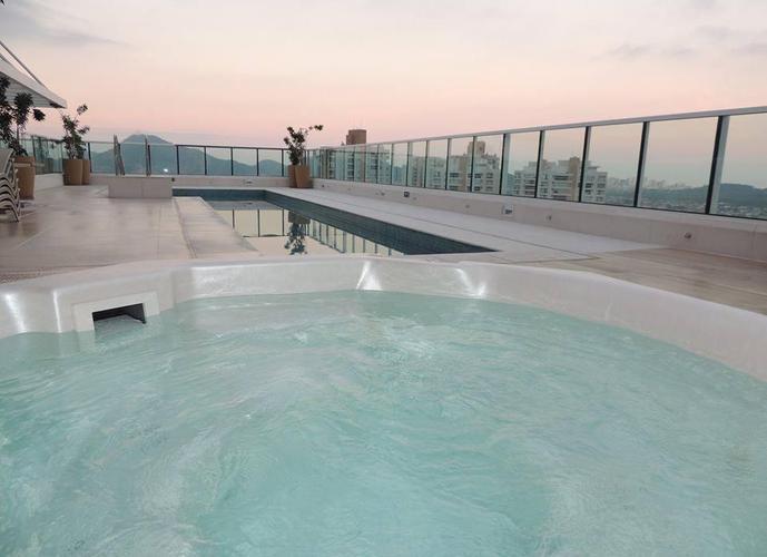 Apartamento em Ponta Da Praia/SP de 48m² 1 quartos a venda por R$ 298.680,00