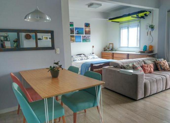 Apartamento em Boqueirão/SP de 49m² 1 quartos a venda por R$ 423.000,00