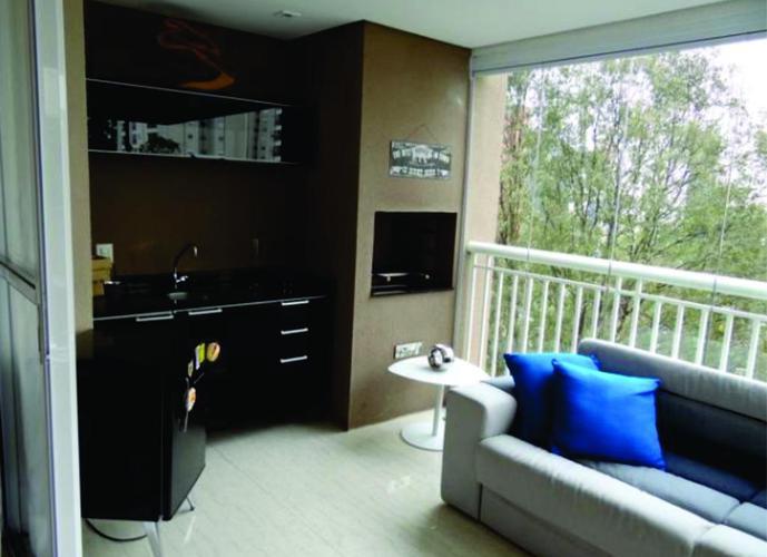 Apartamento em Vila Andrade/SP de 107m² 2 quartos a venda por R$ 752.600,00