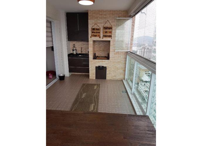 Apartamento em Ponta Da Praia/SP de 119m² 3 quartos a venda por R$ 985.800,00