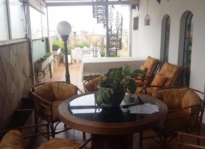 Cobertura em Ponta Da Praia/SP de 437m² 4 quartos a venda por R$ 1.360.000,00