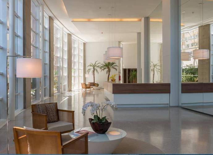 Apartamento em José Menino/SP de 132m² 3 quartos a venda por R$ 1.398.000,00