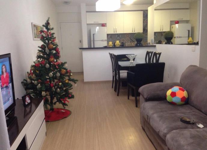 Apartamento em Ponta Da Praia/SP de 77m² 3 quartos a venda por R$ 480.000,00