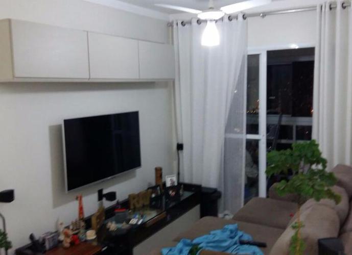 Apartamento em Vila Belmiro/SP de 70m² 2 quartos a venda por R$ 479.000,00