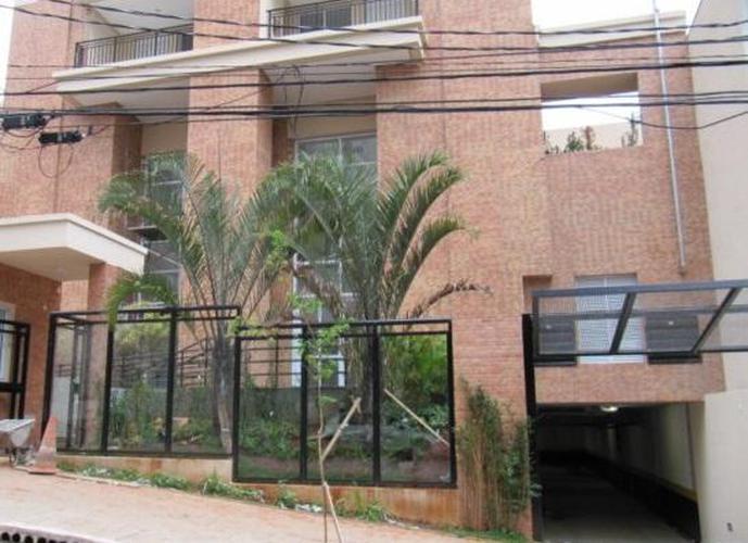 Apartamento em Moema/SP de 57m² 1 quartos para locação R$ 5.500,00/mes