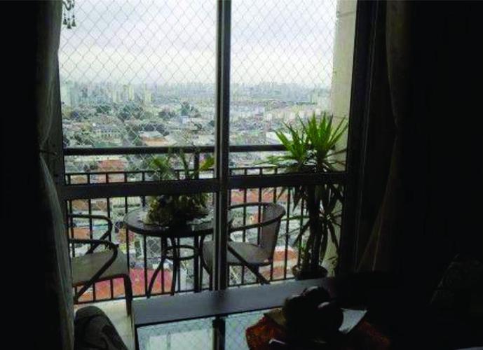 Apartamento em Sacomã/SP de 50m² 2 quartos a venda por R$ 320.000,00