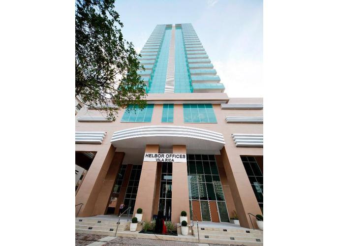 Sala em Boqueirão/SP de 44m² a venda por R$ 330.000,00