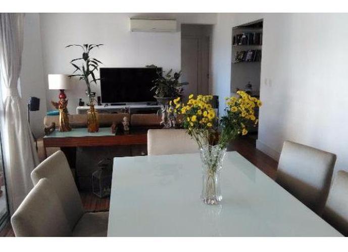 Apartamento em Ponta Da Praia/SP de 111m² 3 quartos a venda por R$ 625.000,00