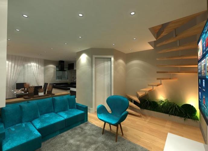 Flat em Moema/SP de 51m² 1 quartos a venda por R$ 636.000,00