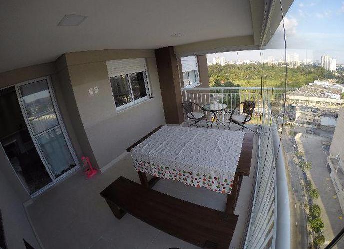 Apartamento em Santo Amaro/SP de 85m² 3 quartos a venda por R$ 742.000,00