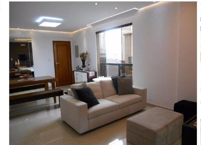 Apartamento em Aparecida/SP de 110m² 3 quartos a venda por R$ 790.000,00