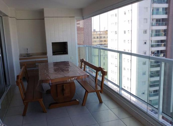 Apartamento em José Menino/SP de 134m² 4 quartos a venda por R$ 1.098.000,00