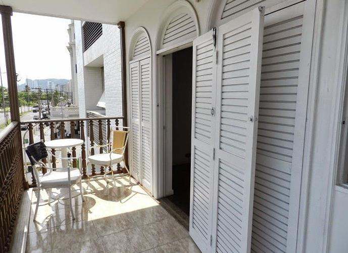 Apartamento em Gonzaga/SP de 156m² 3 quartos a venda por R$ 1.290.000,00