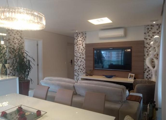 Apartamento em Gonzaga/SP de 148m² 3 quartos a venda por R$ 1.399.000,00