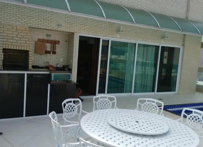 Cobertura em Gonzaga/SP de 300m² 3 quartos a venda por R$ 2.490.000,00