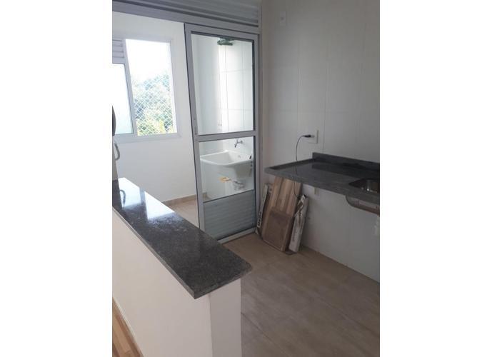 Apartamento em Granja Viana/SP de 47m² 2 quartos a venda por R$ 230.000,00