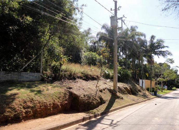Terreno em Granja Viana/SP de 1000m² a venda por R$ 330.000,00